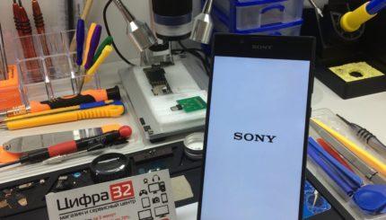 Ремонт смартфона Sony L G3312