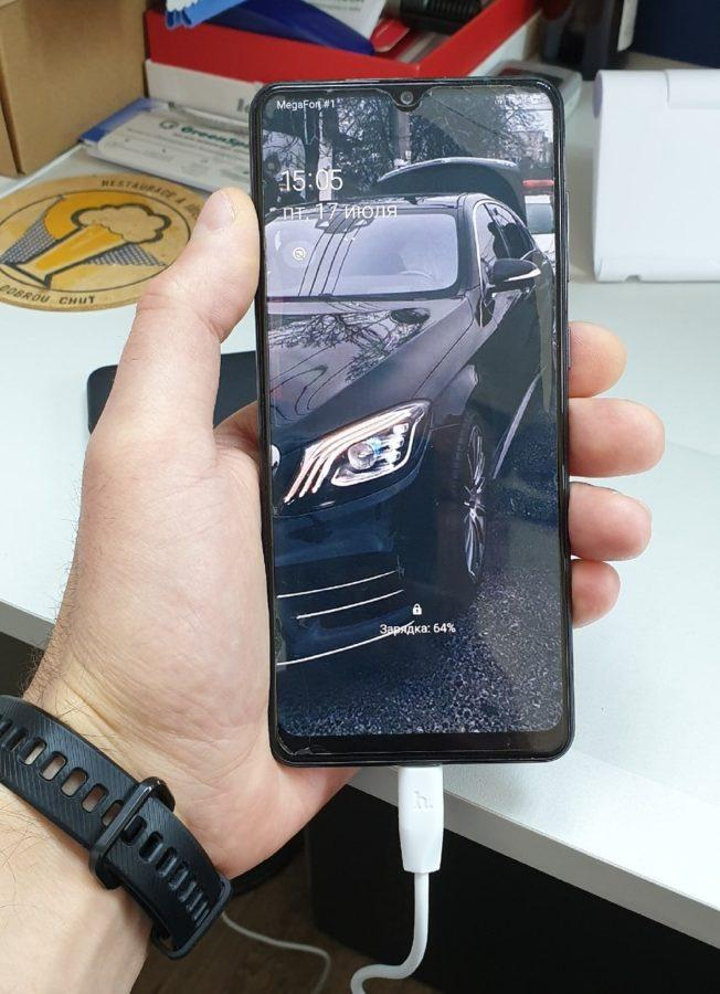 Ремонт Samsung A 31