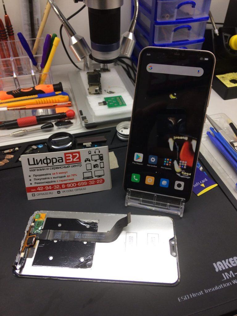 Ремонт Xiaomi Redmi Note 6 Pro