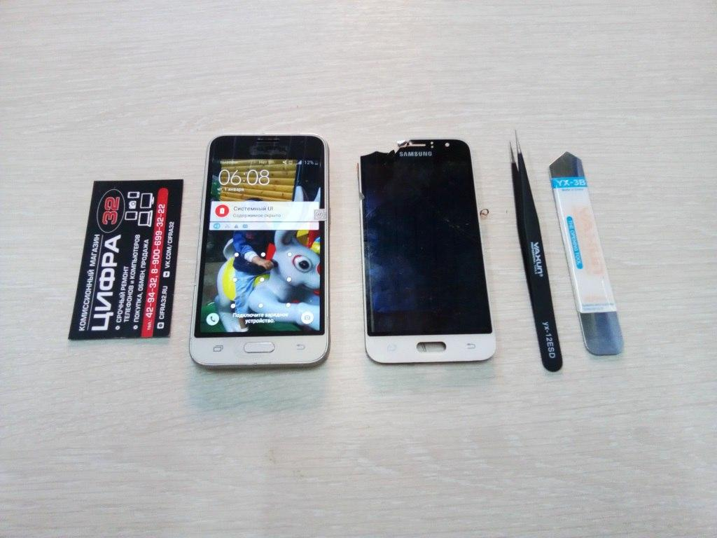 Ремонт Samsung J1