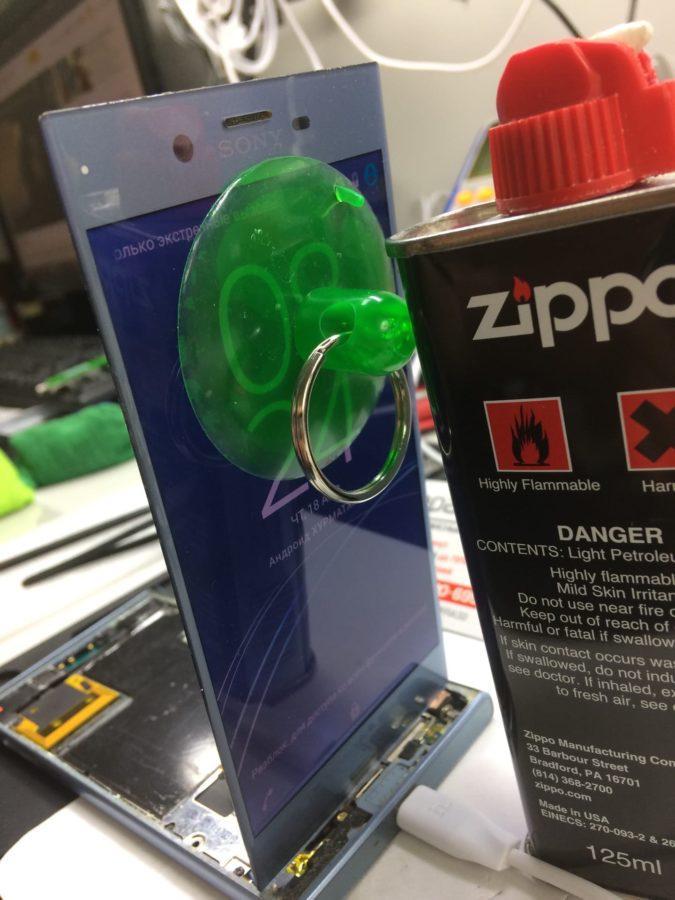 Ремонт Sony Xperia XZs