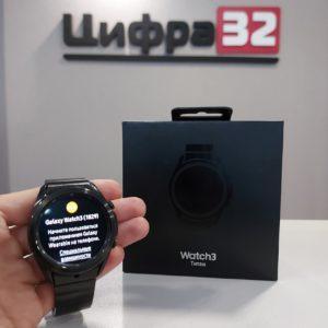 Умные часы Samsung Galaxy Watch3 Titan
